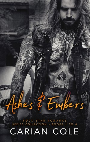 Ashes & Embers Series — Carian Cole - Romance Author