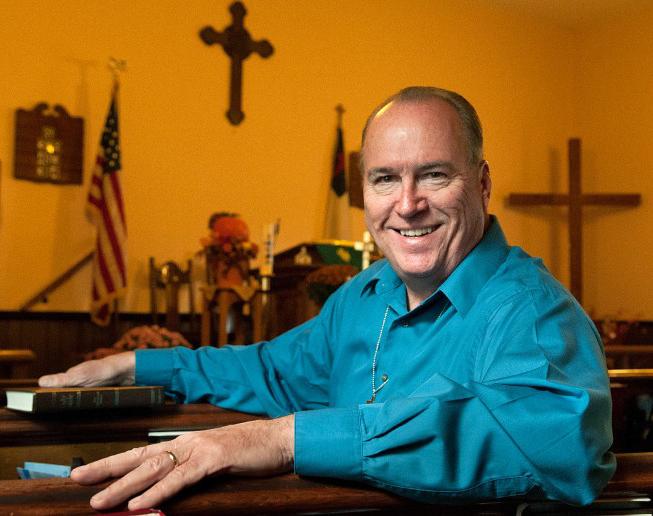 Rev. Joe Martin, Pastor