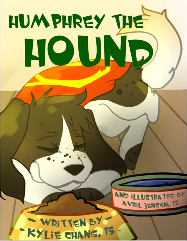 Humphrey the Hound Cover.png