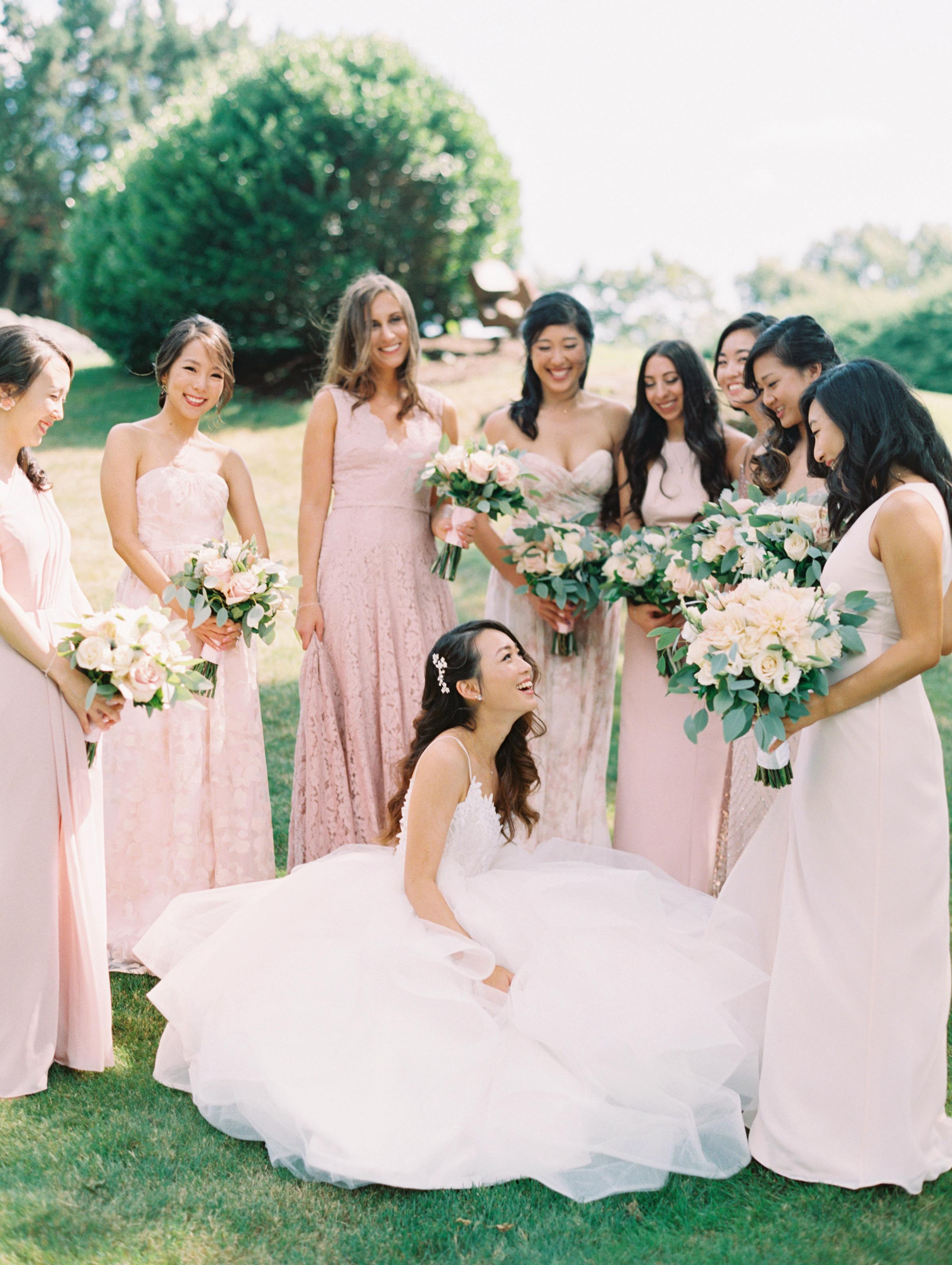 meehyun bridesmaids