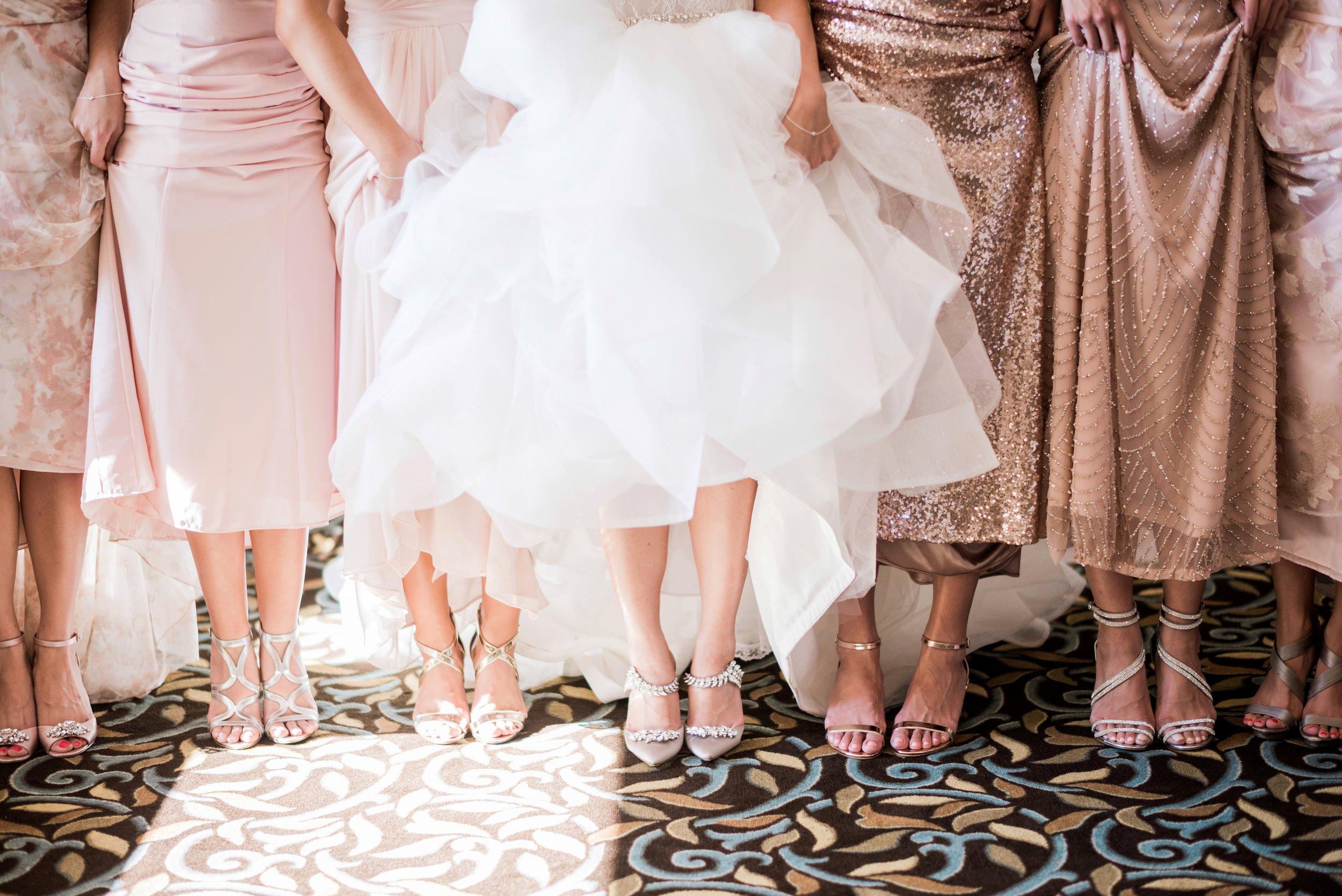 SOmething NEW - Wedding Shoes