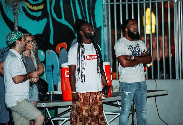 Pulled up to the ball 2 hard event and had a blast..shout out to @2dwnevents for lettings us be a part .. #yesss #heeeyyy #broward #local #hiphop #outofpocket #video #hiphop #outofpocket #rap #support #live #music