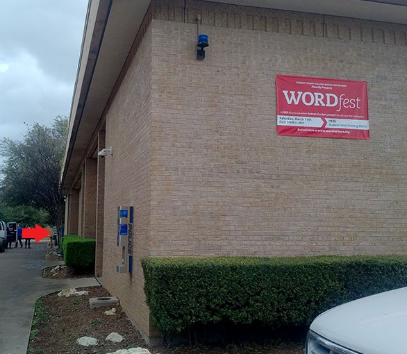 WORDfest at TCC-NE 2