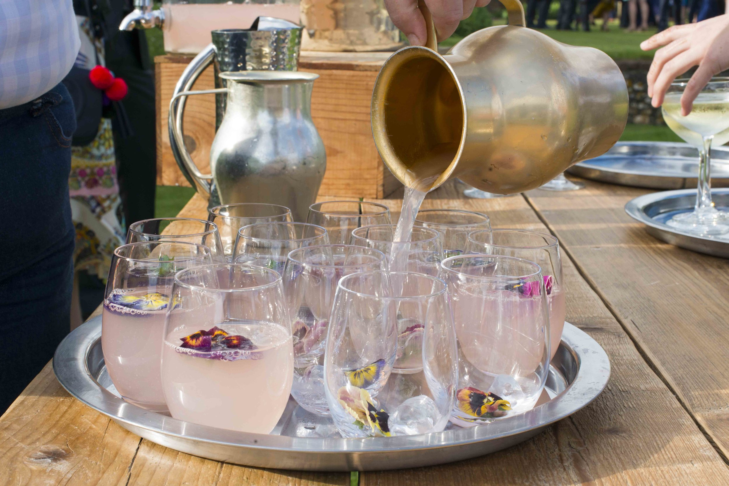 Wedding Bar Services Hampshire