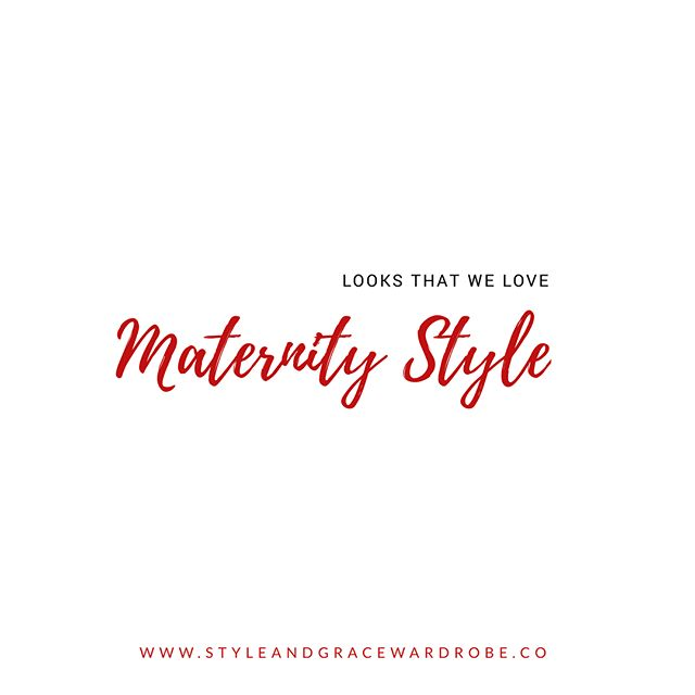 We love to serve the style needs of all women, however our specialty and our dear to heart passion is helping our fellow mothers & moms-to-be redefine their style. So to celebrate Mother's Day weekend, we're sharing some our favorite maternity style looks for the spring and why, over on our instastories...... Happy Mother's Day lovelies ❤️