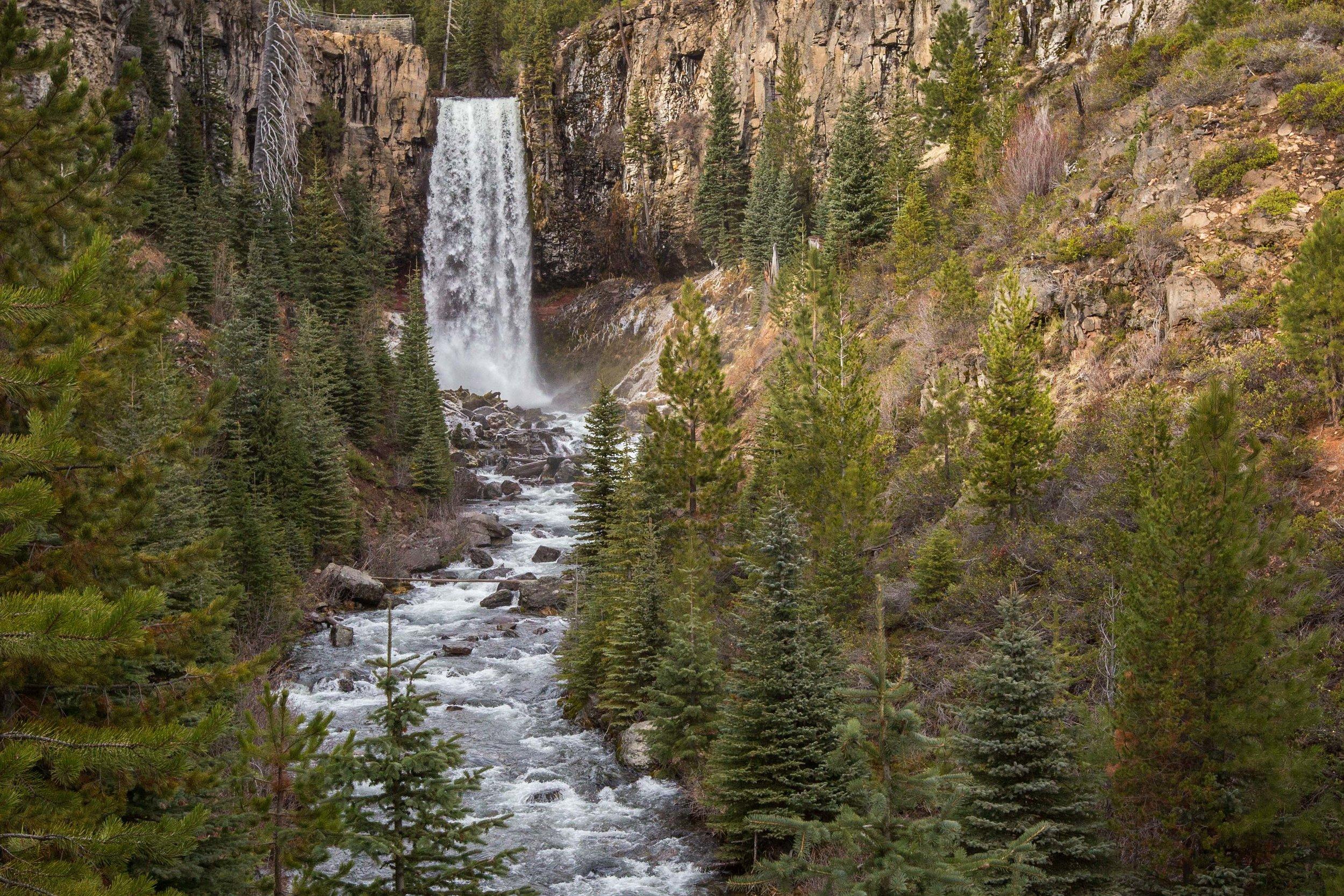 tumalo falls bend photo tours