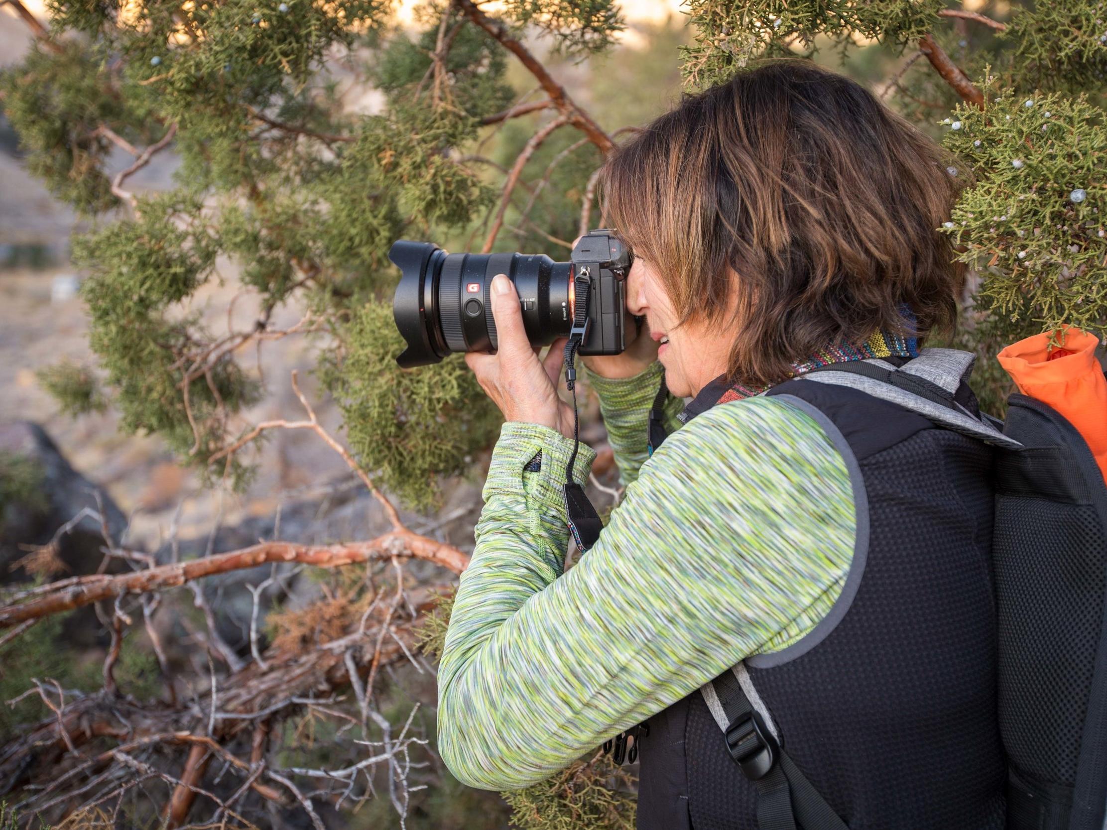 Bend Photo Tours - Photo Tutoring