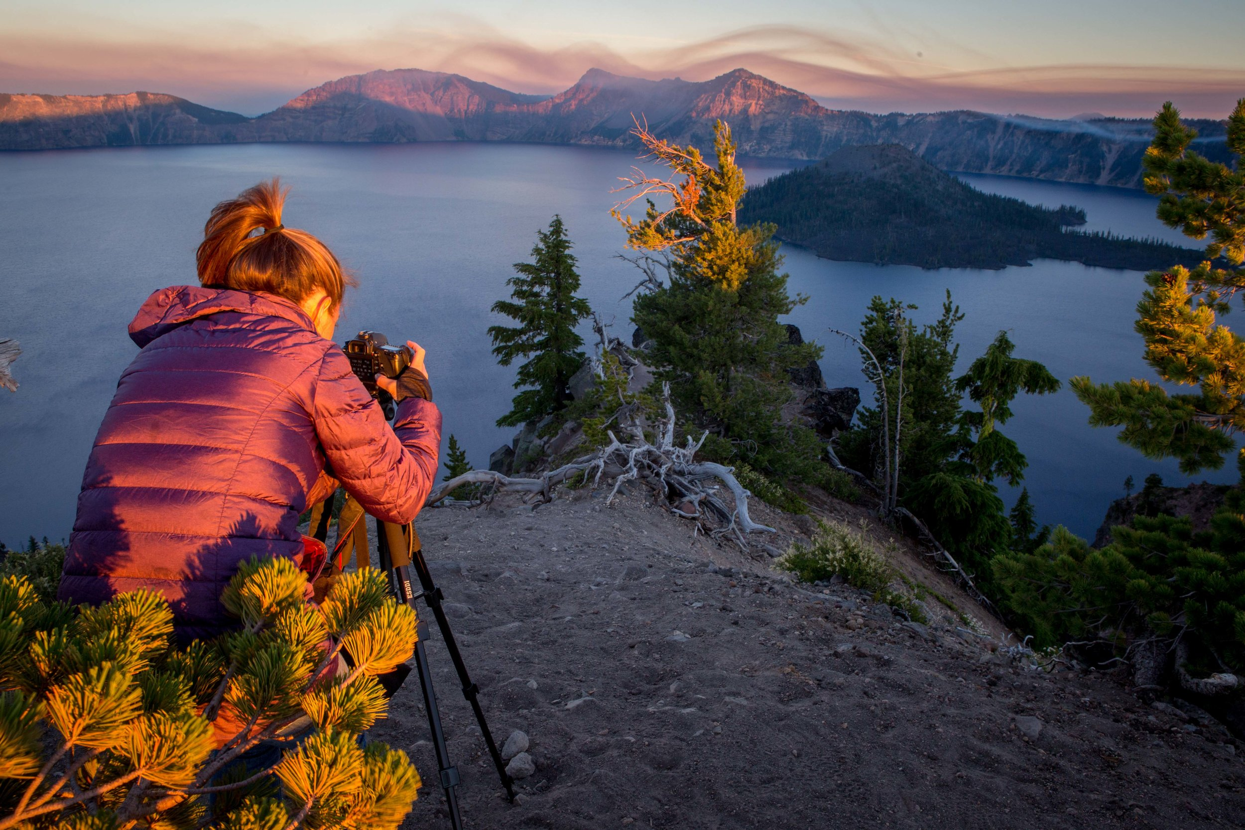 Crater Lake - Bend Photo Tours
