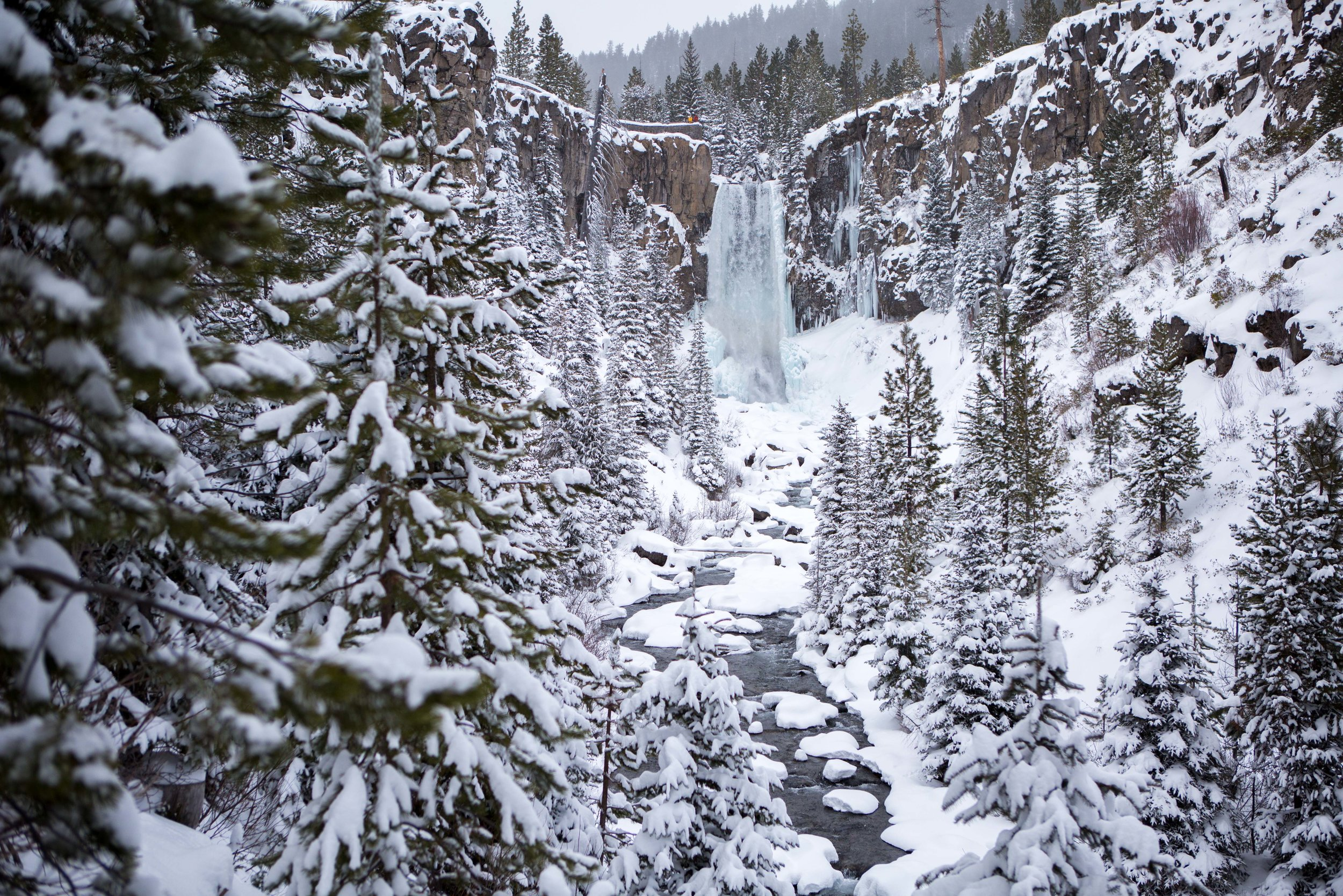 Tumalo Falls bend photo tours