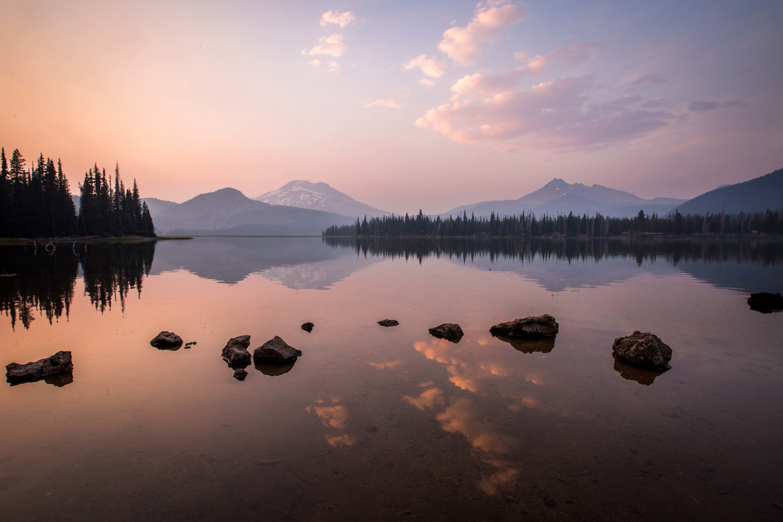 Sparks Lake Bend Photo Tours