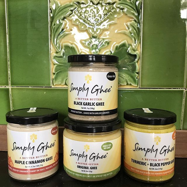 See you at Farm to Table in Pittsburgh! ❤️ ❤️ #farmtotable #simplyghee