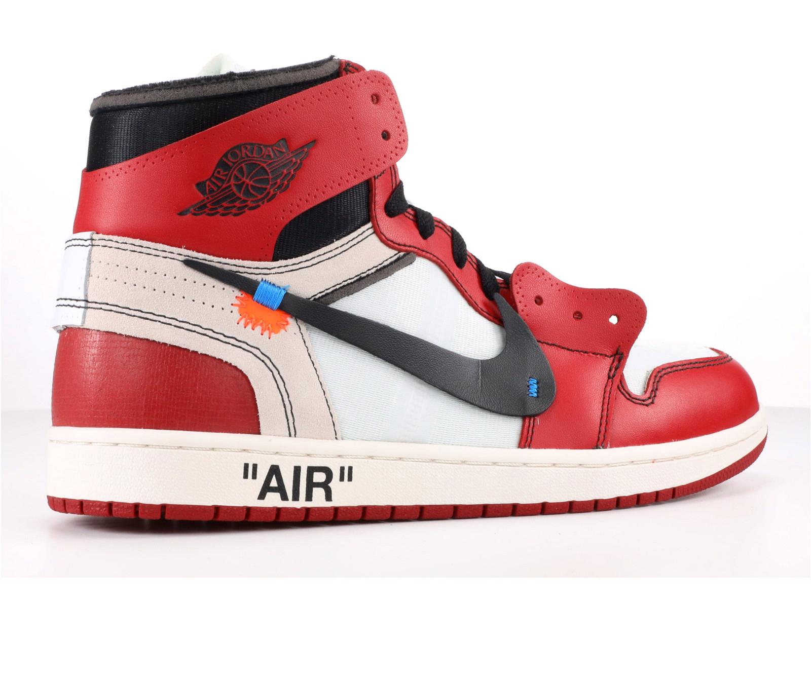 best cheap 361bd 3efae Off-White Jordan 1 Retro - Chicago Red