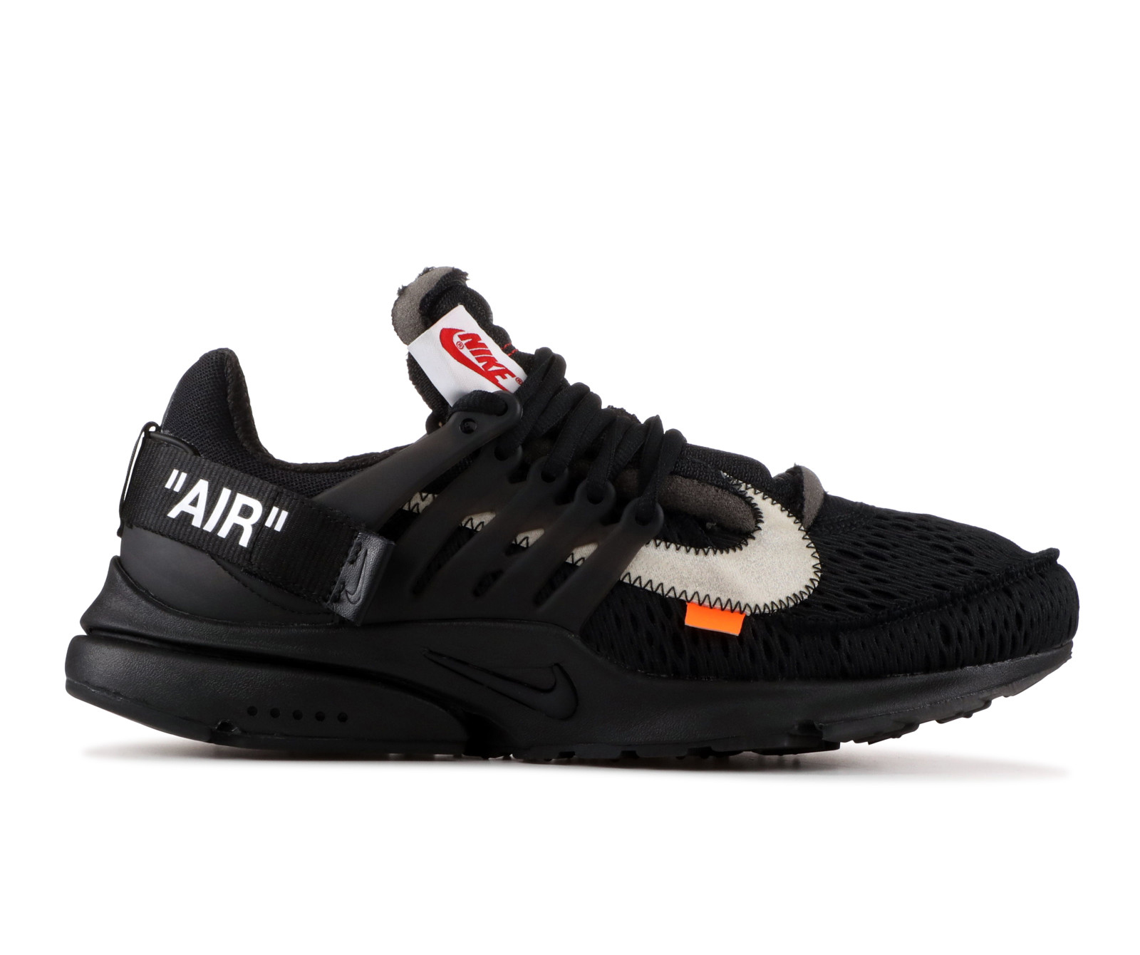 sale retailer 6c9d0 f62aa Off-White Nike Presto - Black — Buy Feezys - Replicas You Can Trust