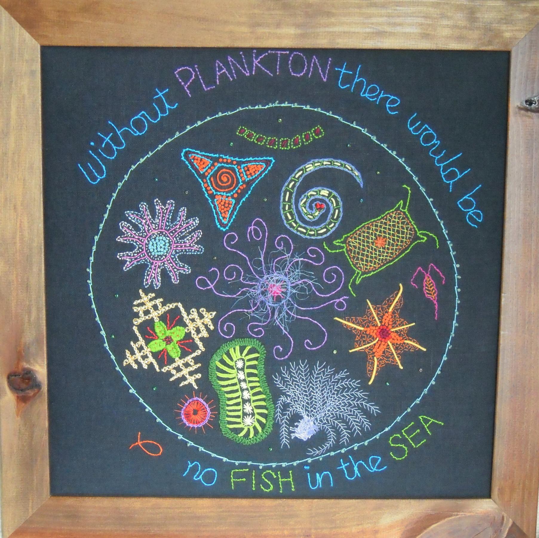Plankton Mandala