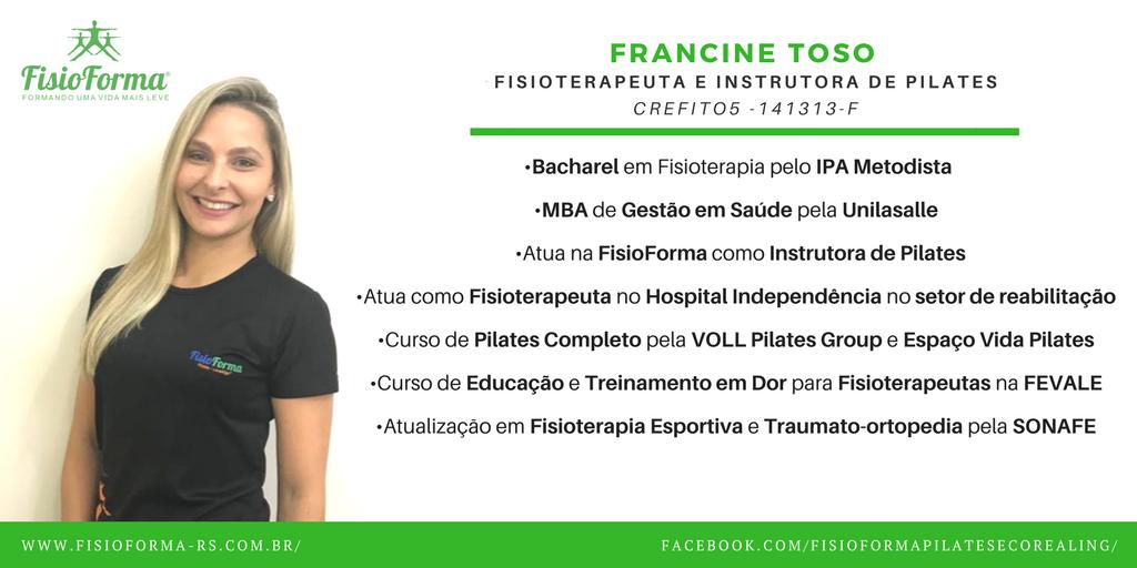 Francine Toso