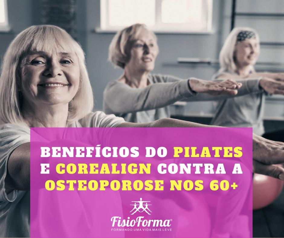 FisioForma Prevenção Osteoporose - Pilates e CoreAlign - Moinhos de Vento - Porto Alegre