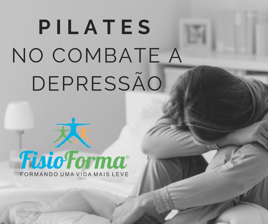 Pilates no combate a depressão - Fisioforma Pilates & Corealign - Moinhos de Vento - Porto Alegre