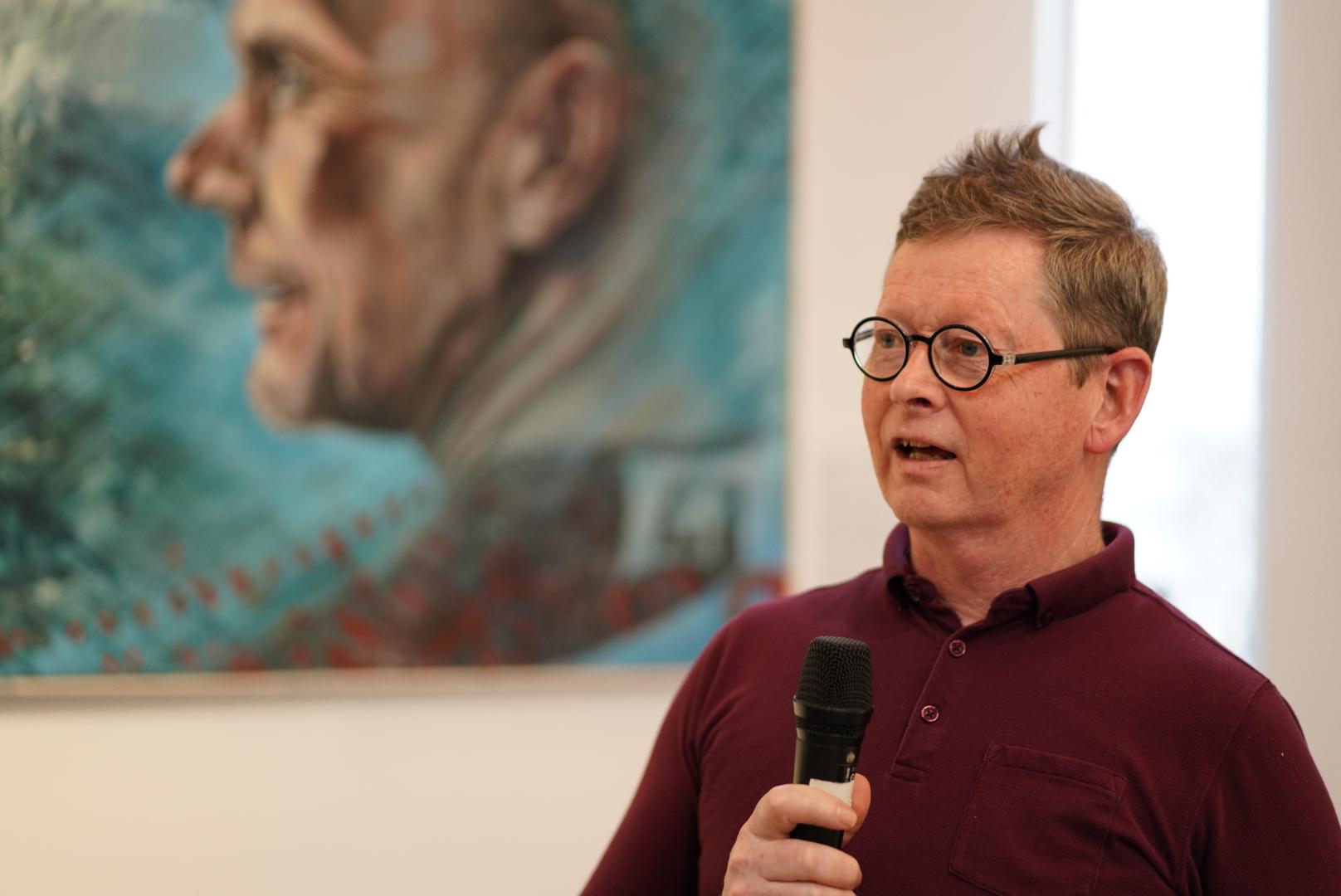 Roddy Murray, Head of Visual Arts An Lanntair