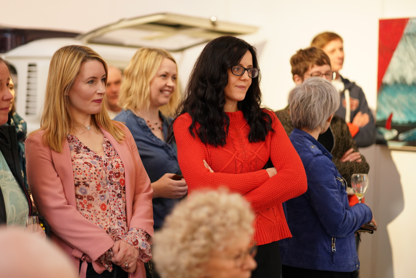 Diane Macdonald, Isla Macarthur and Laura B Macleod