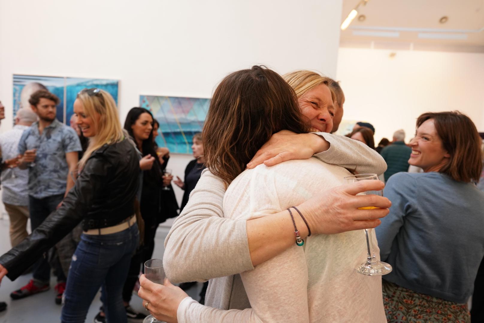 Hug from Lyndsey