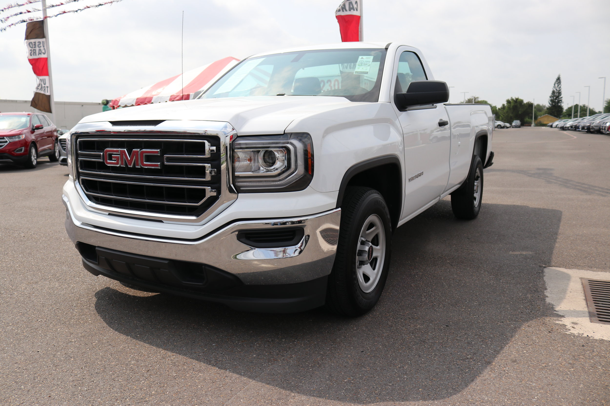 2018 GMC Sierra Single Cab