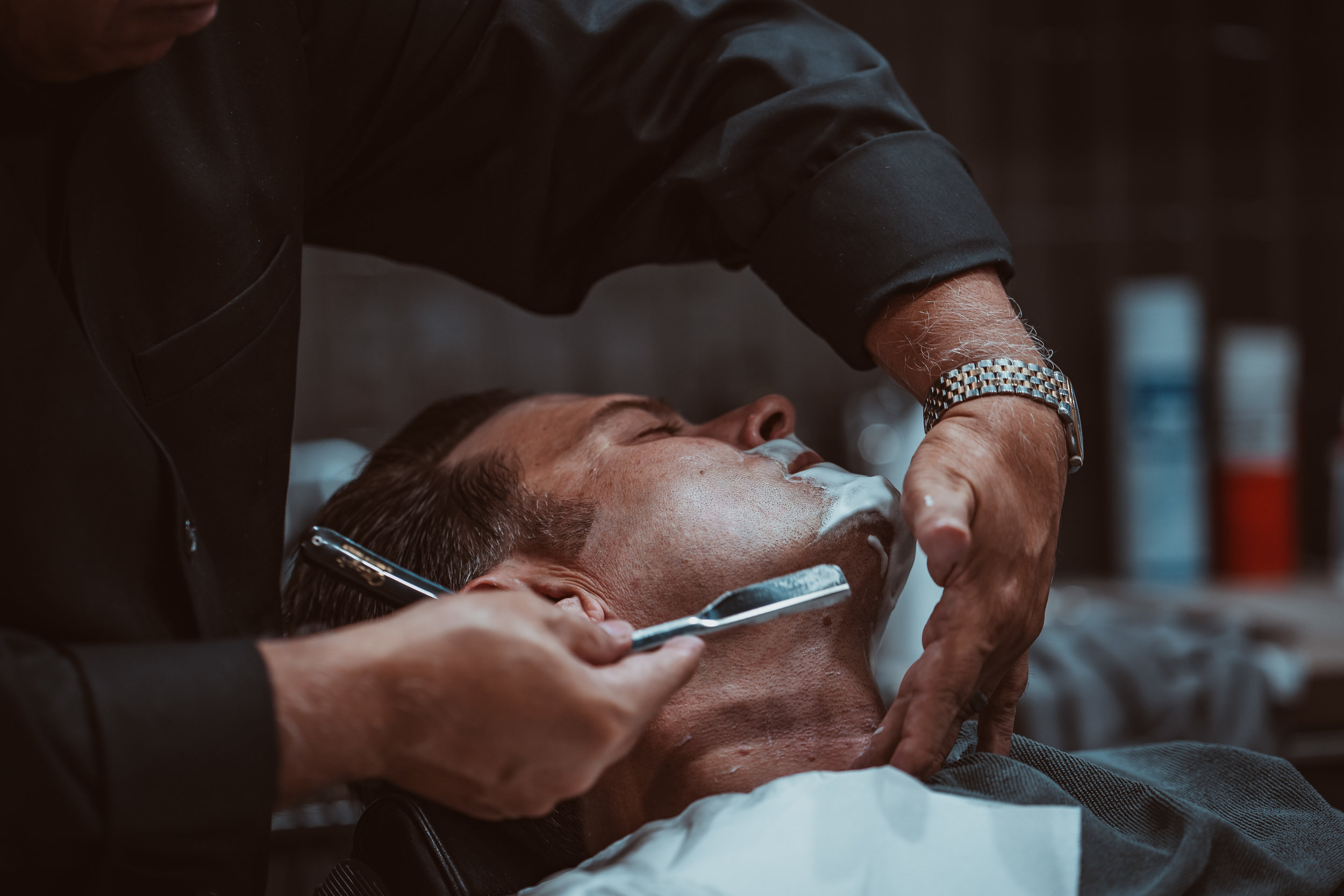 Stylists & BarbersTraining, tools, techniques—each unique -