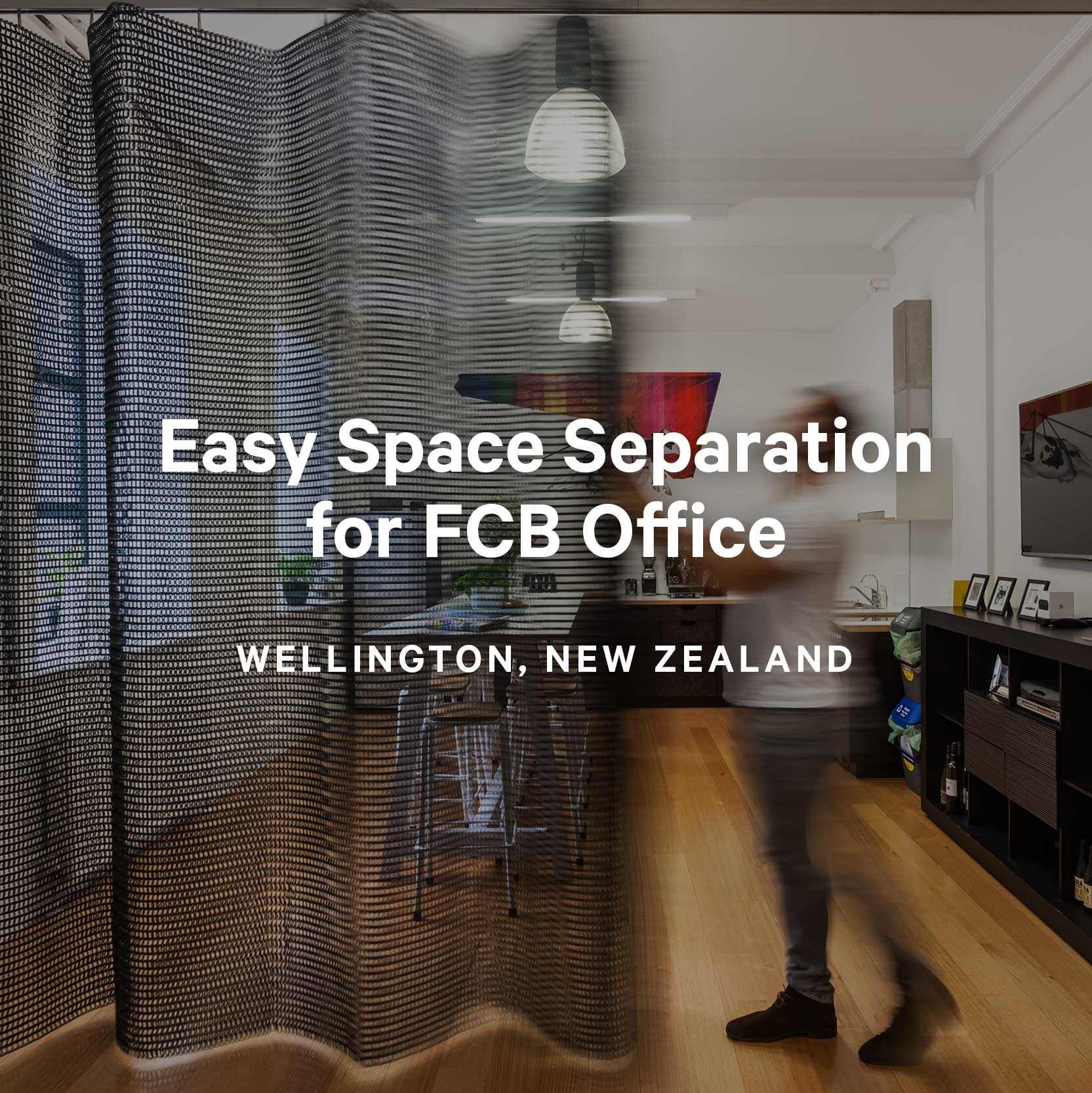 Easy Space Separation for FCB Office