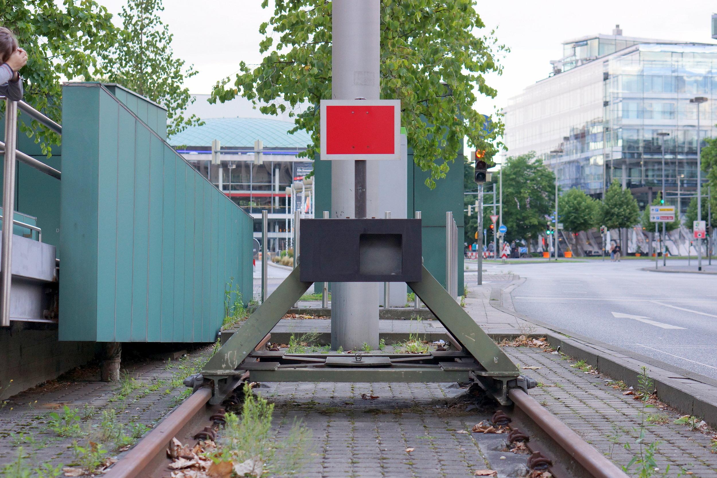 Buffer: Aegidientorplatz, Hannover, Germany