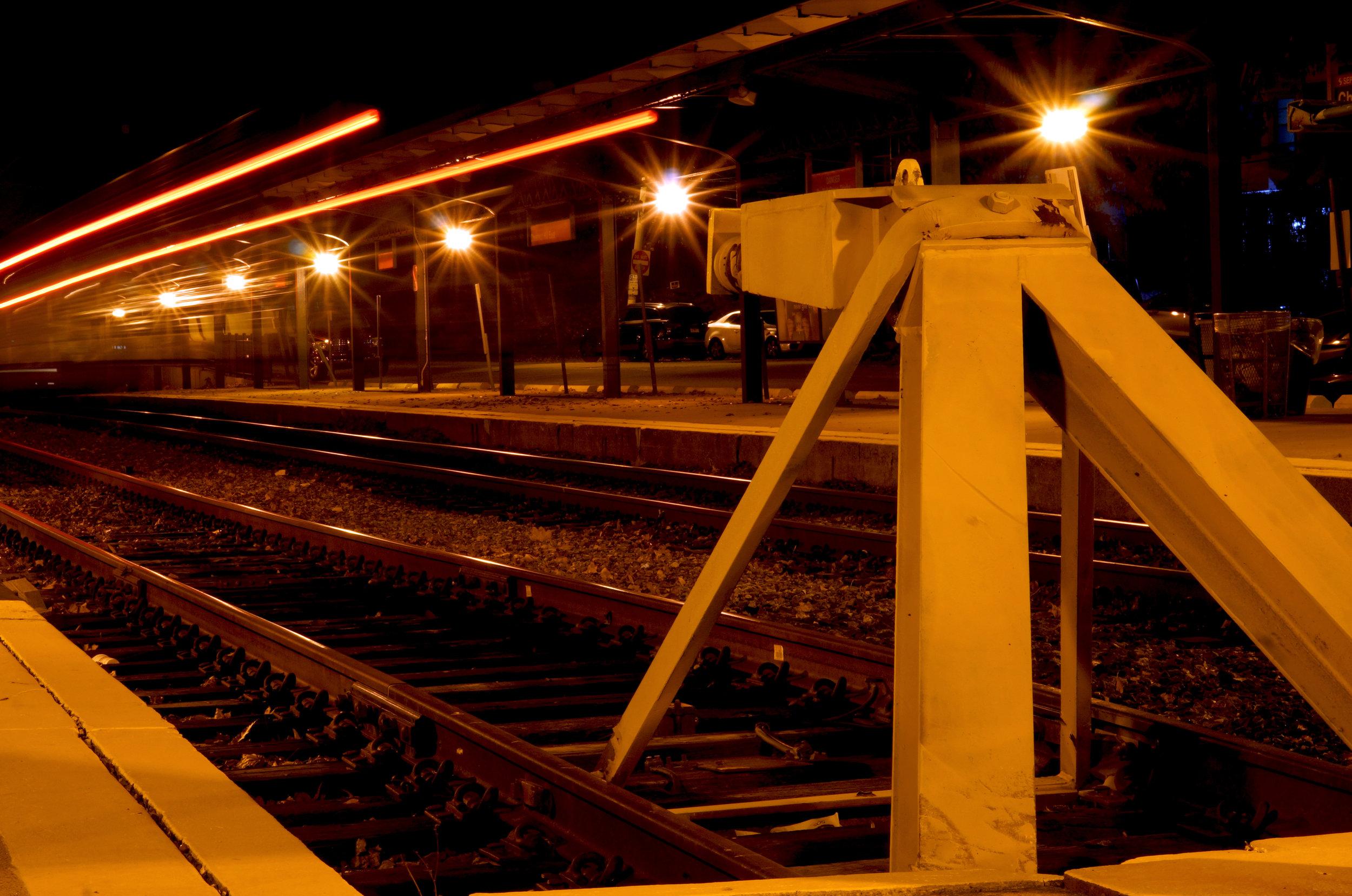 Chestnut Hill East line, Philadelphia