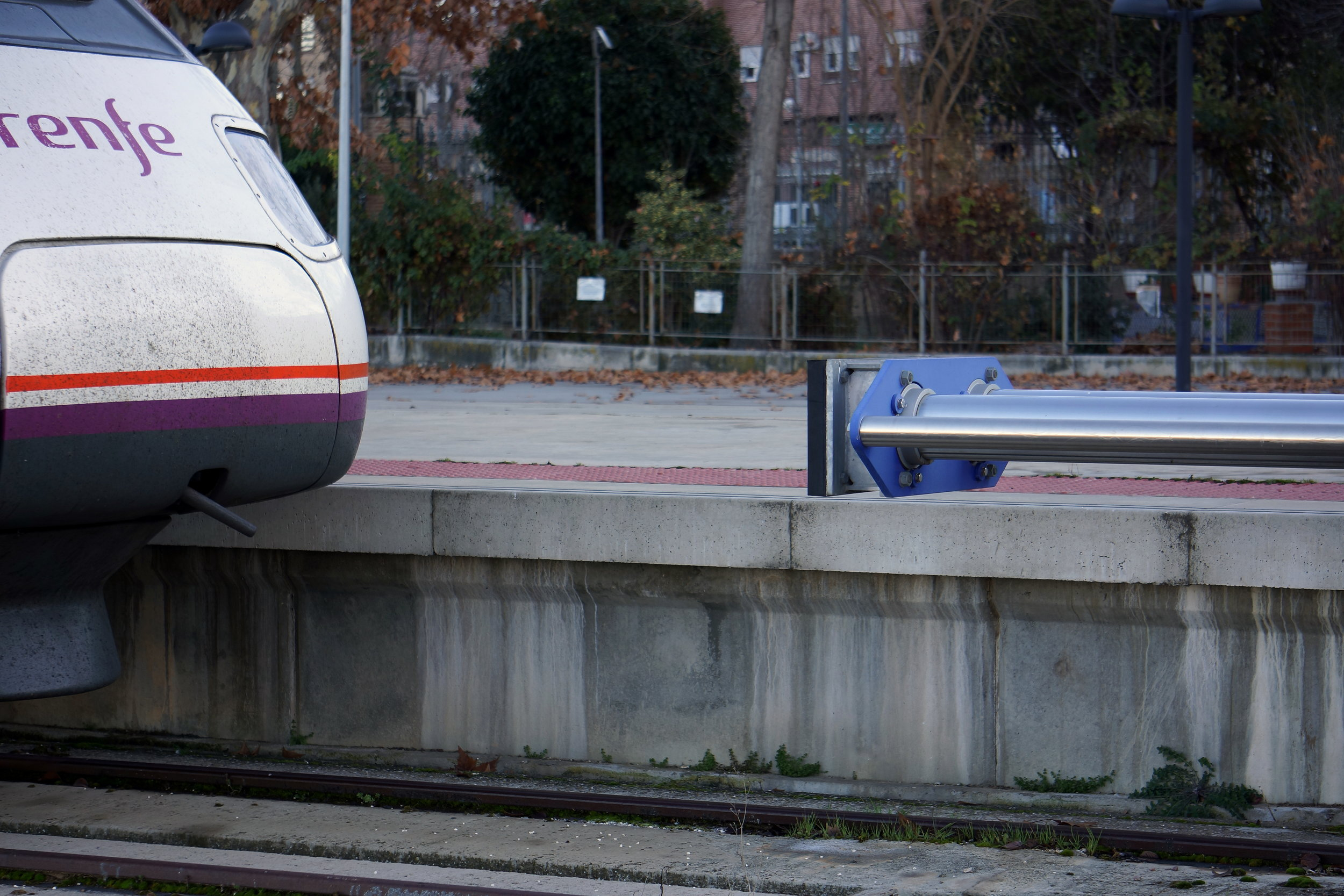 Estación de Ave, Toledo, Spain