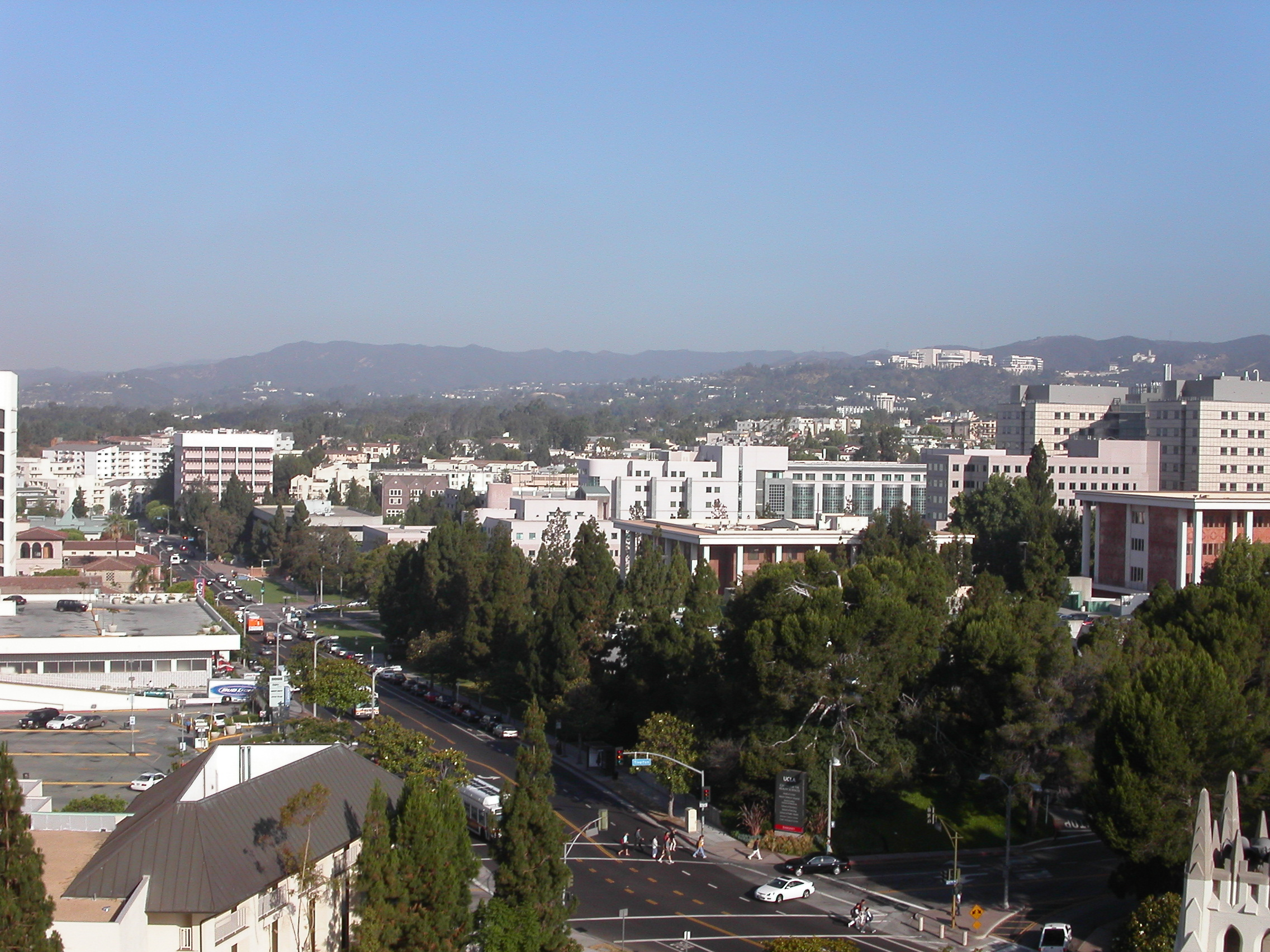 W Hotel 930 Hilgard Ave Los Angeles Rm 506 $360