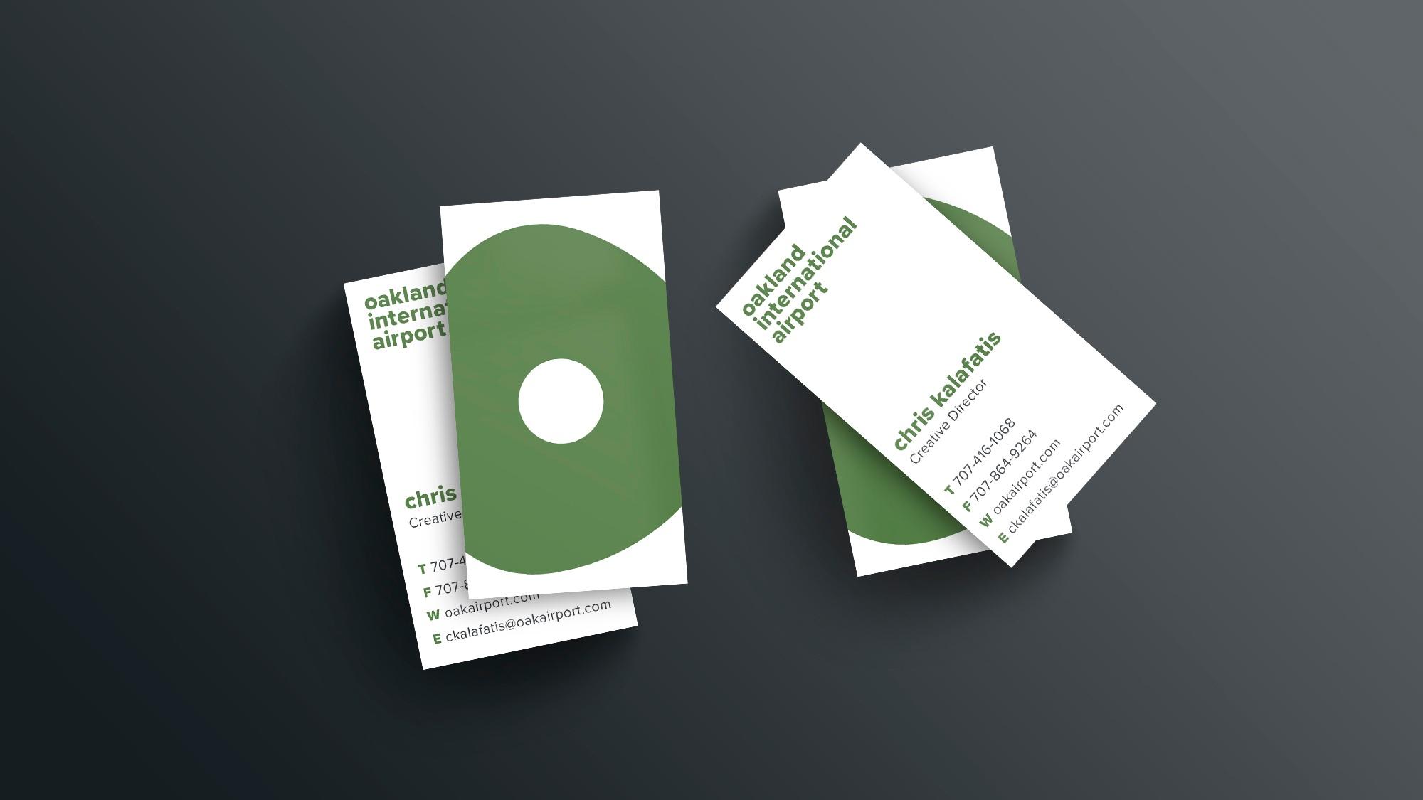Oakland Business Cards Gray Vertical.jpg