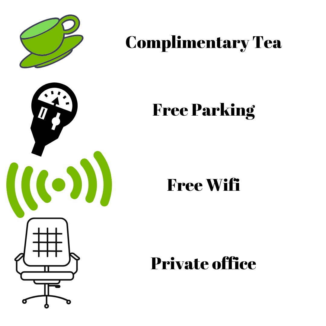 - Seats 40+ depending on table and chair placement55+ standingMonthly Coworking Membership: $50/mo 6 month commitmentMembership: Daily access M-Thurs 6a-6p for Coworking, free wifi, 10% discount on every event you host, and special rates with our TWP partners