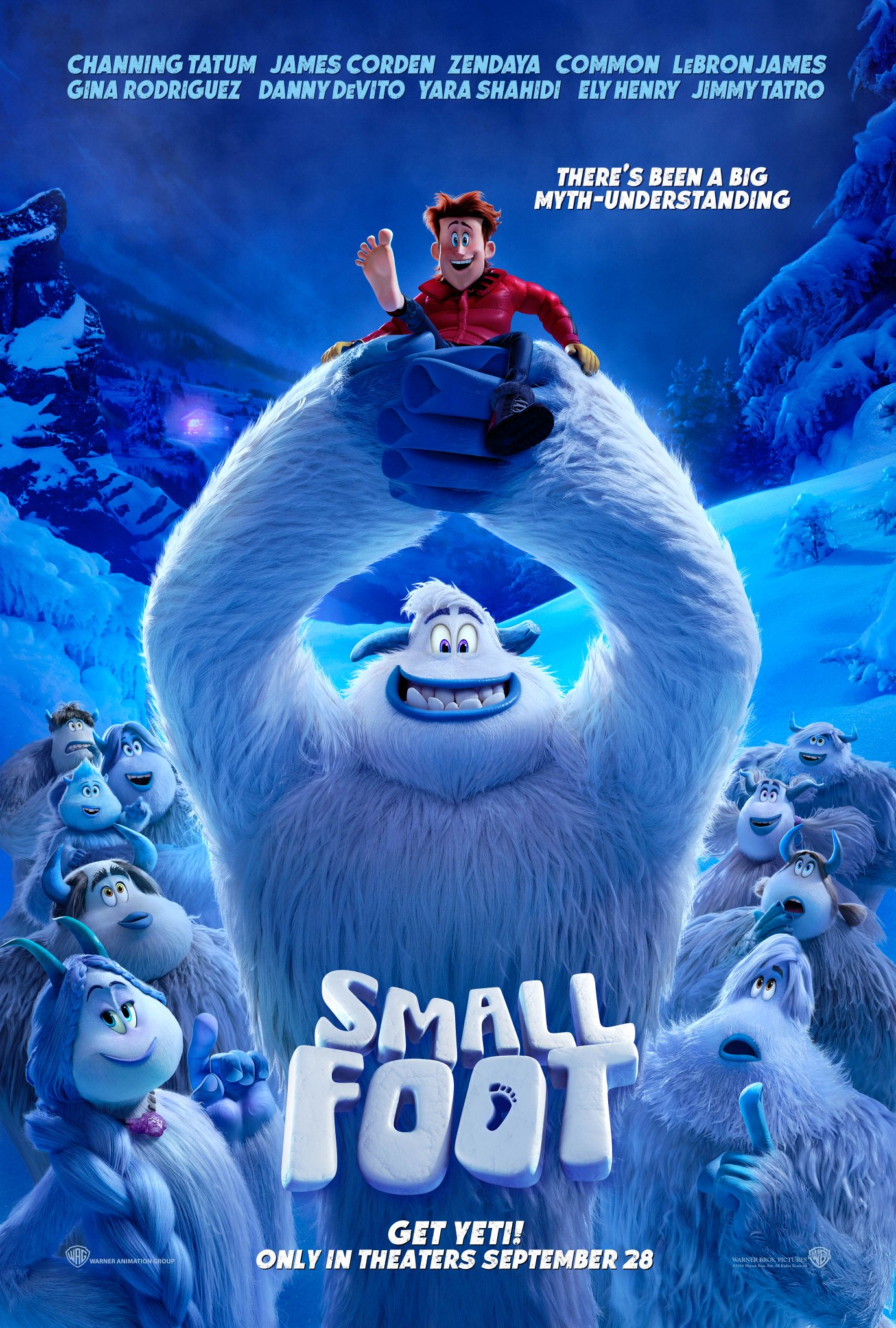 Smallfoot - Credit / score mixer assistant