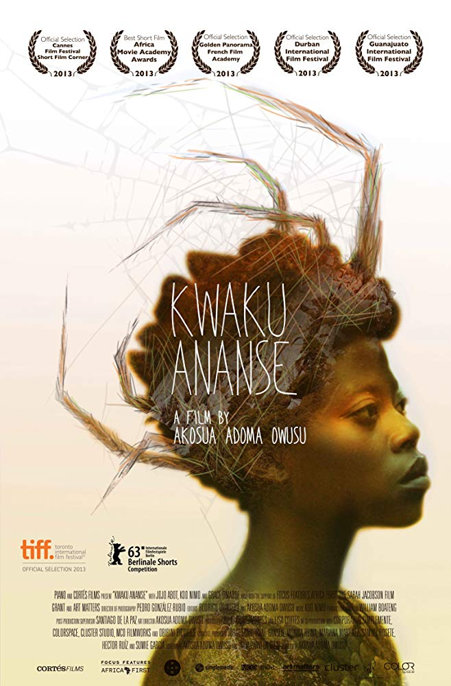 Kwaku Ananse - credit / foley