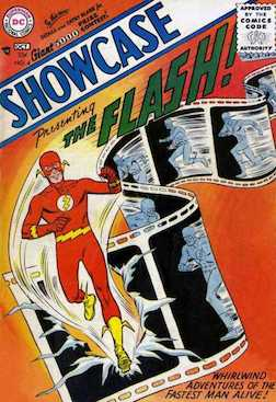 The Silver Age starts in a Flash