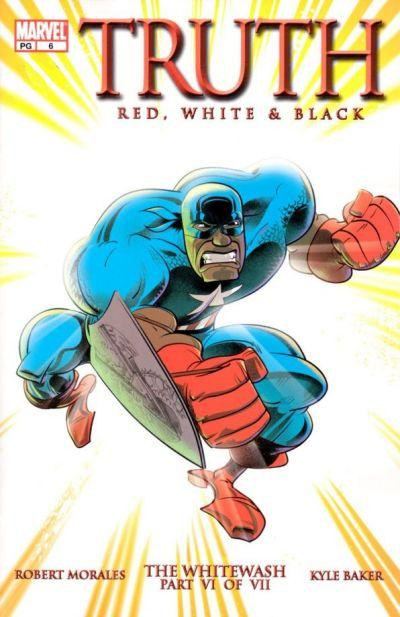 "Isaiah Bradley, aka ""The Black Captain America."" Urban myth or forgotten hero? (Hint, it's the second one.)"