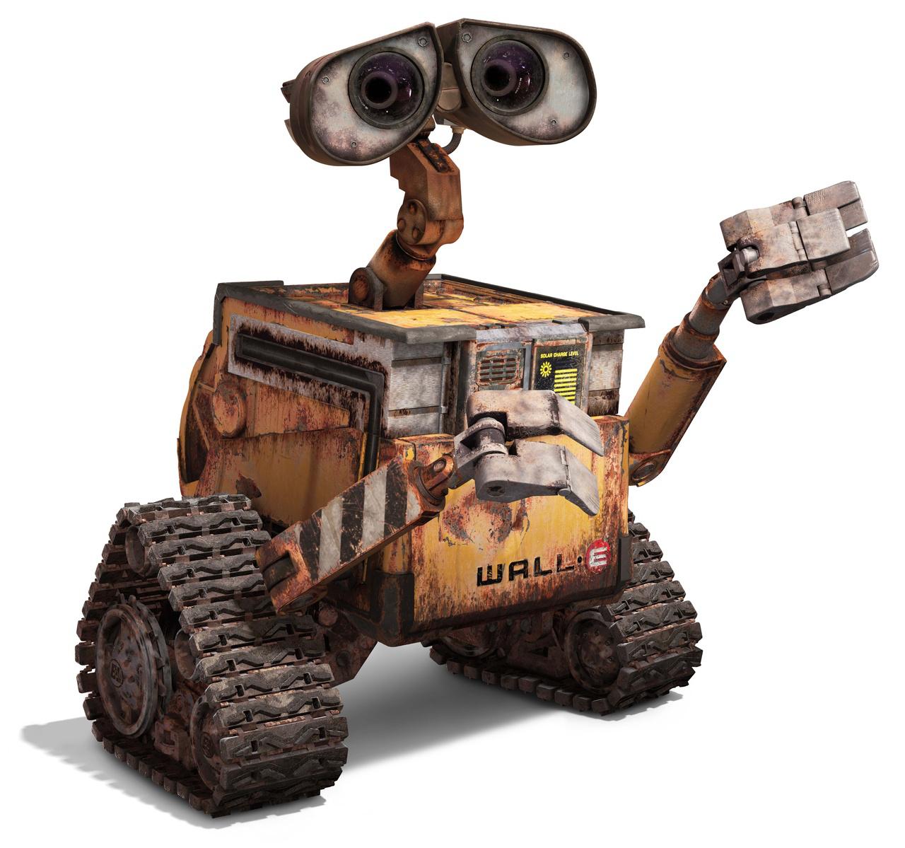Robot…