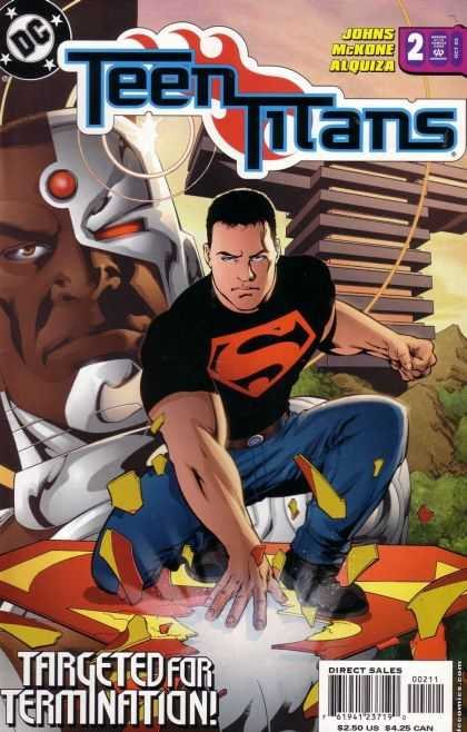 The 1990s eventually passed, thankfully for Superboy.
