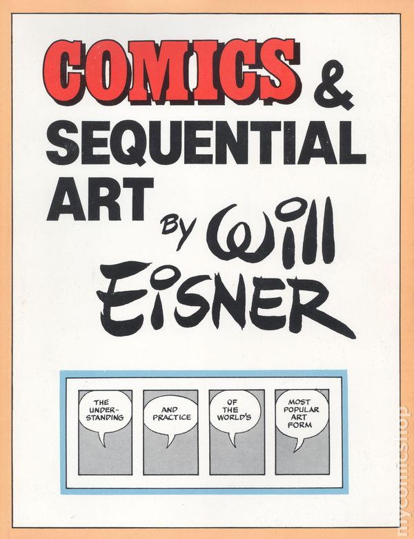 One of the few textbooks on the art form of comics.