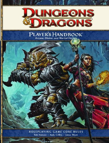 4th Edition. The red-headed stepchild of the D&D Franchise, although it still has its supporters, including me!