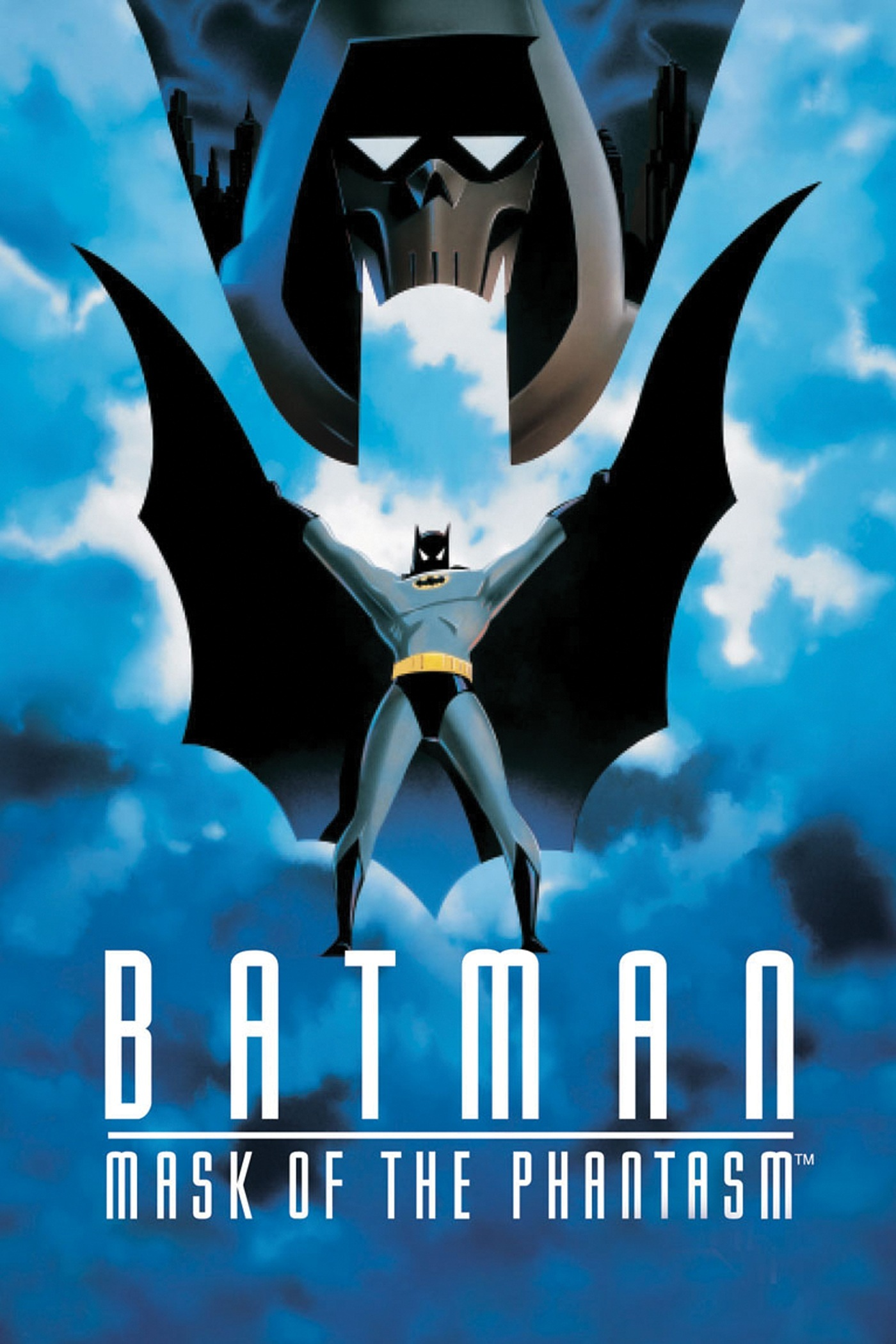 The only DCAU movie released in the theater. Insert Bat A into Slot B.