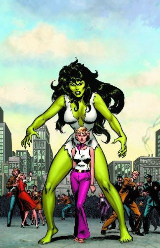 Jennifer also used to be blond/redhead. She's raven-haired these days, even when not She-Hulk.