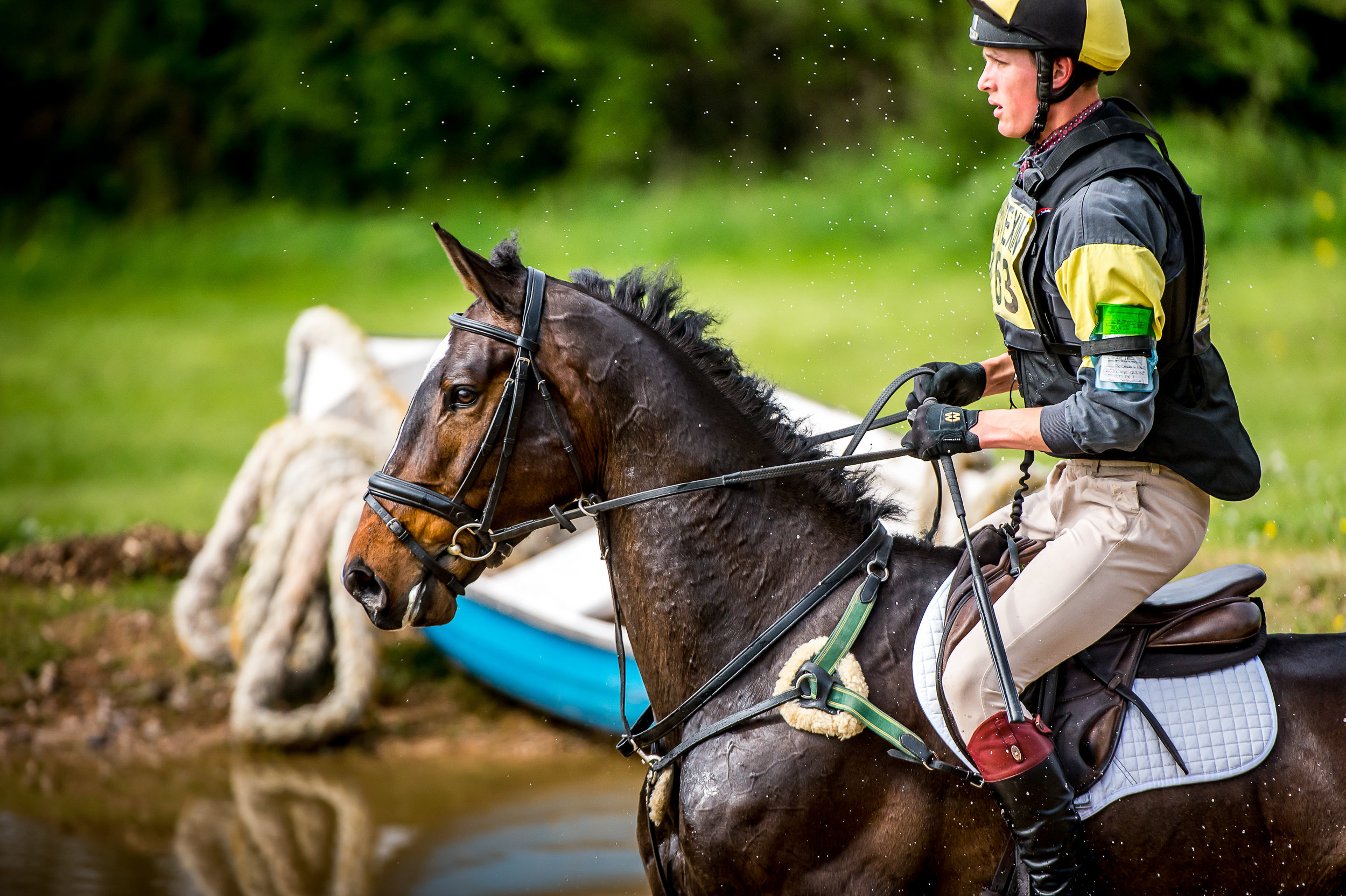 GENERAL TIPS FOR CROSS COUNTRY RIDING -