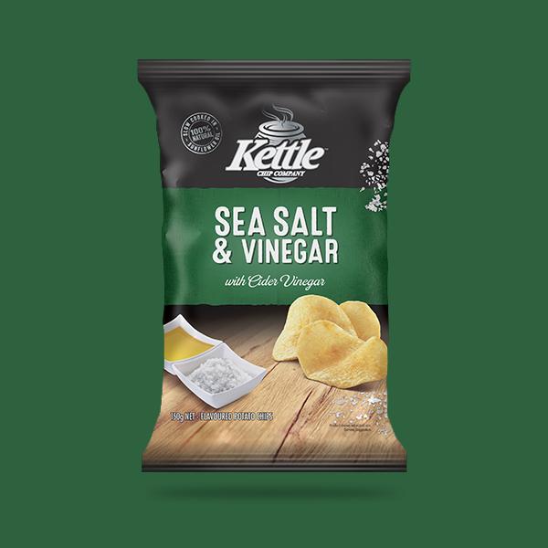 Sea Salt & Vinegar
