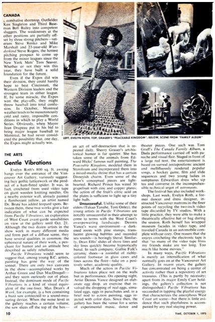 Time Magazine 1973