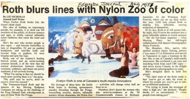Edmonton Canada 1987