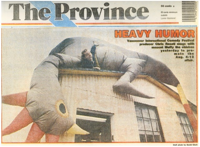 The Province Canada 1990