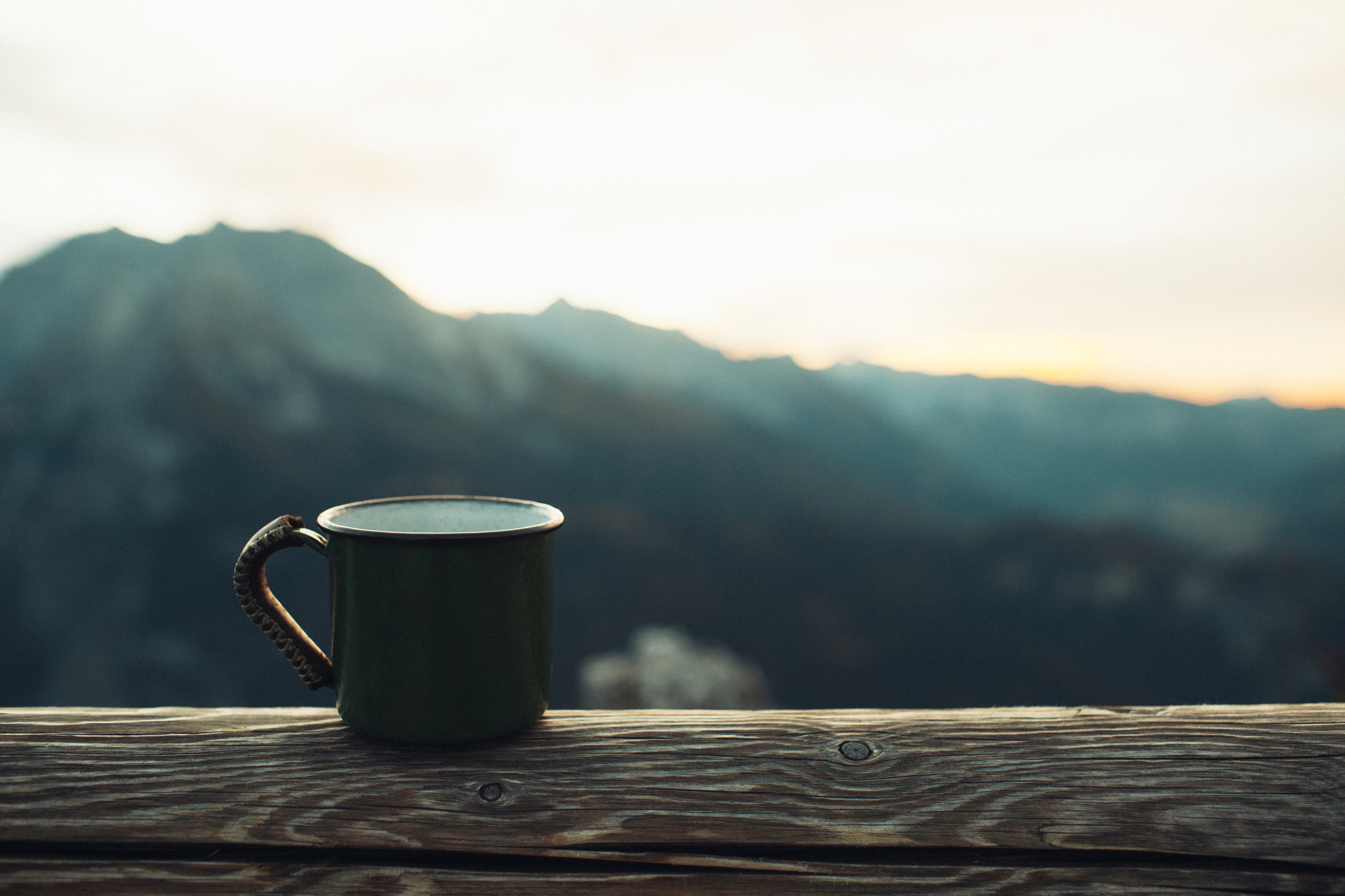 Every Journey and Every Story - DESERVES A SOLID CUP OF COFFEE
