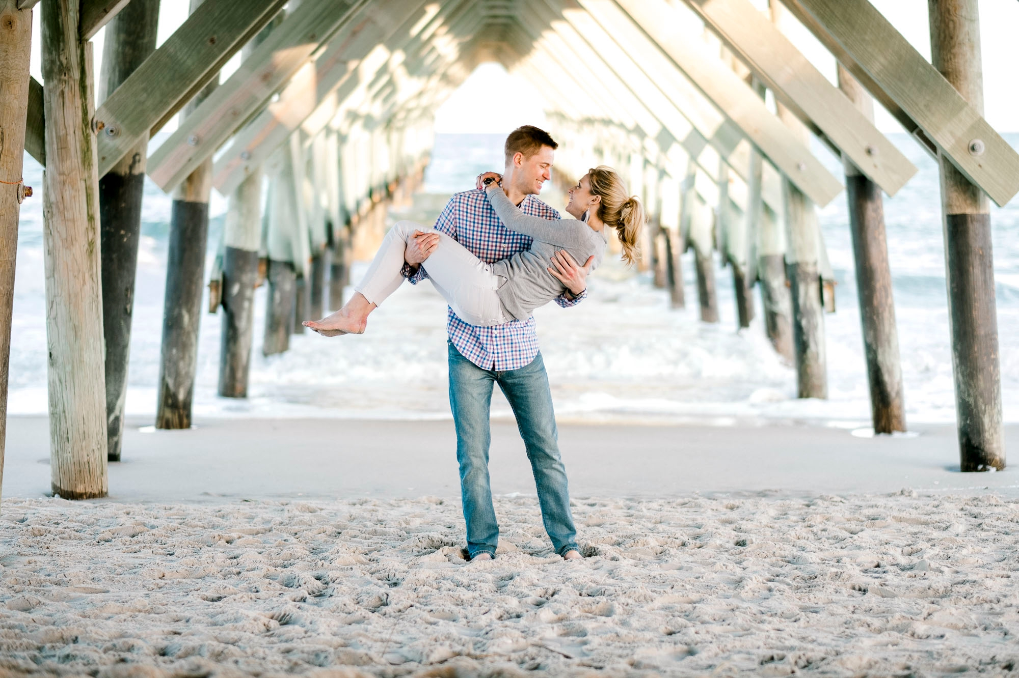 Wilmington NC Wrightsville Beach Wedding Photographer